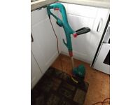 bosch combitrim grass strimmer in working order but needs a clean