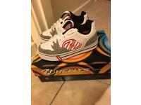 Heelys skate shoes new in box size 12