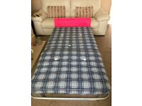 SINGLE GUEST BED, GOOD CONDITION