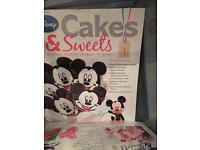 Issue 1-49 of disney cakes and sweets magazine