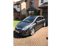 Vauxhall Corsa SRi, 2011, Low Mileage