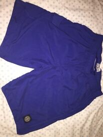 Men's stone island shorts large