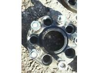 Wheel hub spacers 5 x 108 20mm set of 4