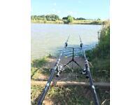 Carp rods fishing