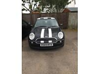 2004 mini one years mot