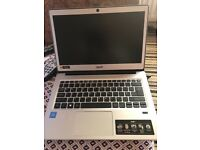 Acer Swift 1 13 inch 4gb 64gb laptop -silver