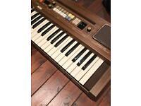 Vintage/Retro Casiotone 401 Keyboard