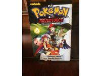 Pokemon Adventures Black and White Book