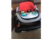 Baby Walker / Rocker - My Child Coupe Baby Walker Racing Car