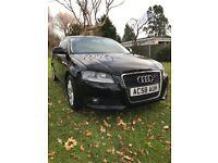 Audi A3 1.6 petrol manual l@@k low miles 2009