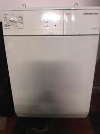 AEG white tumble dryer 7kg