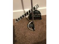"Used Titleist Scotty Cameron Futura Phantom Mallet 2 Putter, 34.5"" RH"