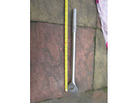 torque wrench 500mm long 19/2 inches chrome vanadium