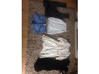 Lovely size 6/8 bundle , Lipsy dress, mango , zara
