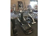 STAR TRAC E SERIES E-CT LED CROSS TRAINERS FORSALE!!