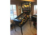 Twister pinball machine