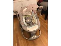 Ingenuity Candler ConvertMe Baby Swing