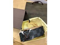 Louis Vuitton Belt All packaging included new