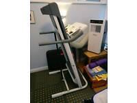 Domyos TC290 folding treadmill