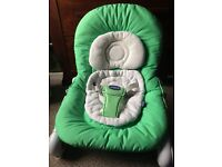 Chico bouncy baby chair