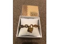 Brand New Michael Kors Bracelet in Gold