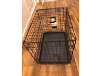 Car travel crate / cage