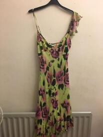 Betsey Johnson patterned dress for sale