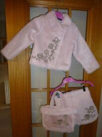 Designer Girls Jacket / Outfit