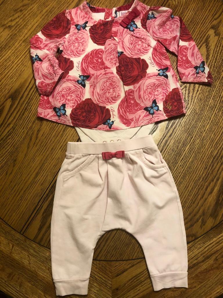 Ted Baker 9-12 Outfit Girls' Clothing (newborn-5t)