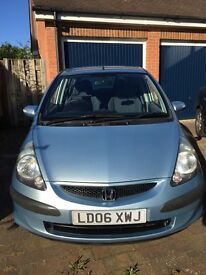 Honda Jazz 1.4 Automatic. Immaculate inside and out. FSH, New MOT, New Jazz forces sale.