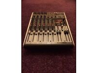 Behringer Mixer 24 bit multi fx processor XENYX X1204USB Analog Mixer