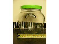 12x Large Pickle Jars for Pickling Pickles Glass Storage Vase