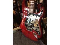 Fender Stratocaster USA Deluxe Select Mahogany
