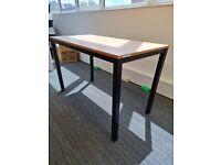 4 Single office/computer tables/desk
