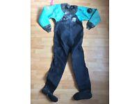 Otter Drysuit Size XS