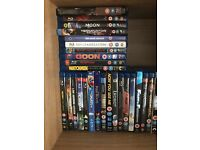 Massive Blu-Ray collection for sale.