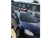VW golf 5 door TDi. Non runner