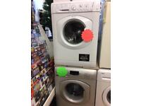 a range of washing machines prices starts at 90 £ to 130 £ in perfect conditions !