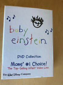 Baby Einstein DVD Box Set
