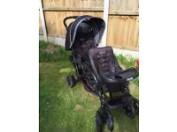 Graco Double Pushchair/Buggy -Southend