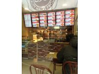 Chicken, Pizza & Doner Kebab Takeaway and Restaurant for sale