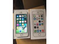 iPhone 5S Vodafone / Lebara silver 16GB