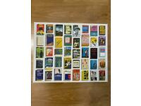 Jigsaw puzzle - Classic paperbacks - 1000 pieces