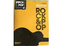 Trinity Rock & Pop Initial Grade Guitar Book with CD