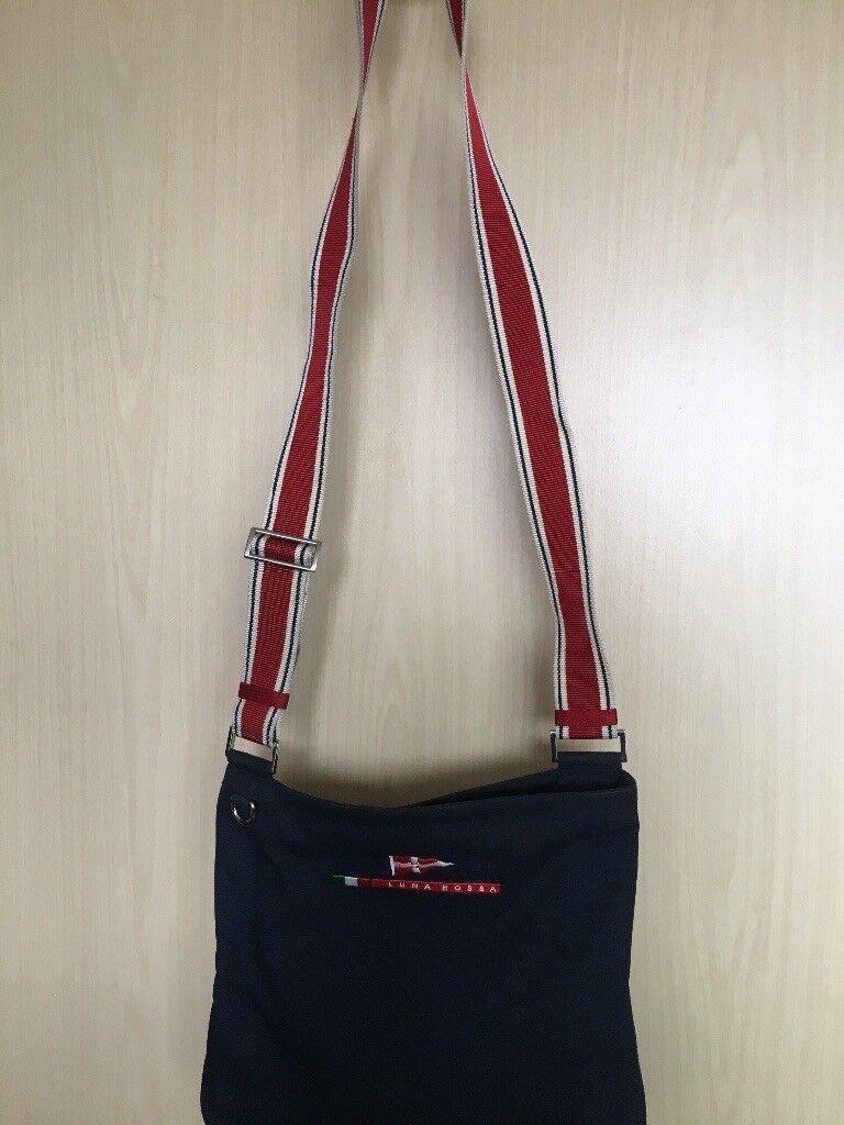 1e4a3be105cd Prada ( Luna Rossa -line ) cross body bag   in Hounslow, London ...