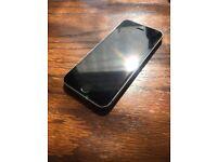 Iphone 5s black 16 GB unlocked