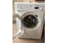 Indesit washing machine Modal No: WIXE127
