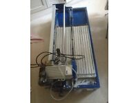 wet cuting tile saw