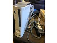 Limited edition Xbox 360 white