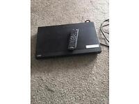 Logic DVD player